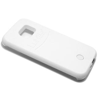 Futrola PVC LUMEE SELFIE za Samsung G930 Galaxy S7 bela