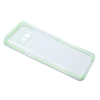 Futrola PLATINA CLEAR za Samsung G950F Galaxy S8 zelena