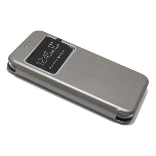 Futrola BI FOLD Ihave sa prozorom za Samsung G950F Galaxy S8 siva