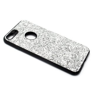 Futrola Glittering za Iphone 7 Plus srebrna