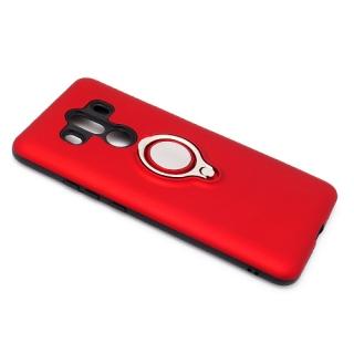Futrola MAGNETIC RING za Huawei Mate 10 Pro crvena