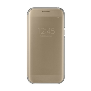 Samsung A520 Galaxy A5 2017 Clear View futrola zlatna