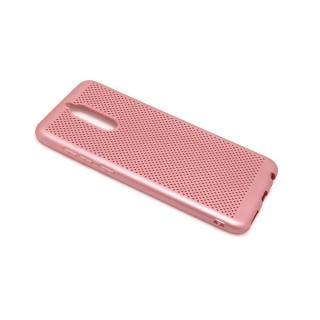 Futrola silikon BREATH za Huawei Mate 10 Lite roze