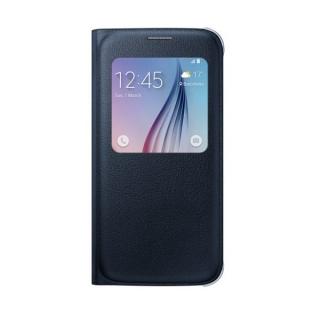Samsung maska sa preklopom i prozorom S6 crna