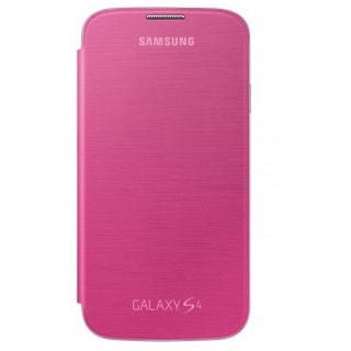 Samsung maska sa preklopom S4 pink
