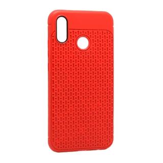 Futrola silikon DROPS za Huawei P20 Lite crvena