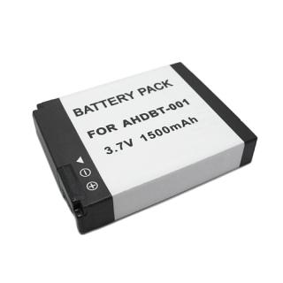 Baterija za GoPro Hero 1/2 1500mAh