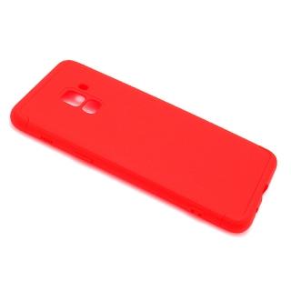 Futrola PVC 360 PROTECT za Samsung A530F Galaxy A8 2018 crvena