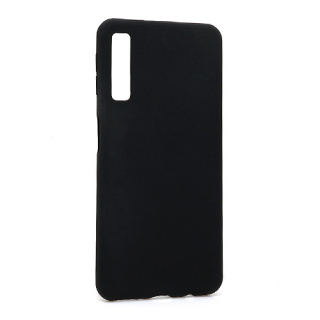 Futrola silikon SIMPLY za Samsung A750F Galaxy A7 2018 crna