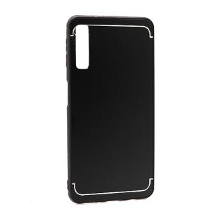 Futrola METAL za Samsung A750F Galaxy A7 2018 crna