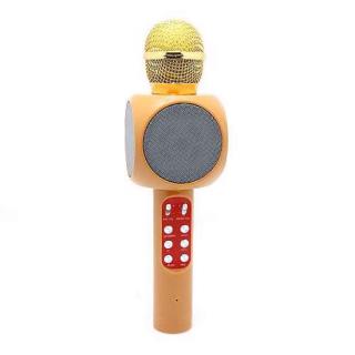 Mikrofon 1816 Bluetooth zlatni