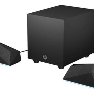 HP zvučnici X1000 gejming crni (8PB07AA)