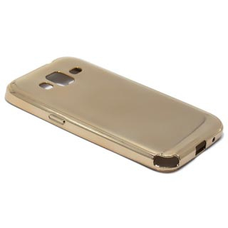 Futrola silikon ELECTRO za Samsung G360 Galaxy Core Prime zlatna