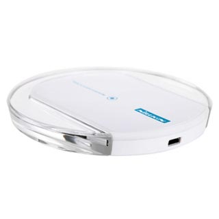 Bezicni punjac NILLKIN (Wi-Fi) magic disk II beli