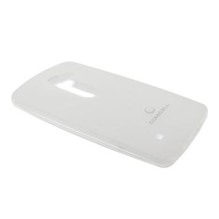 Futrola silikon DURABLE za LG Leon H340N bela