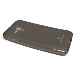 Futrola silikon DURABLE za Alcatel OT-5038 Pop D5 siva