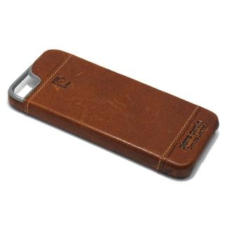 Futrola PIERRE CARDIN PCL-P03 za Iphone 5G/Iphone 5S/Iphone SE braon