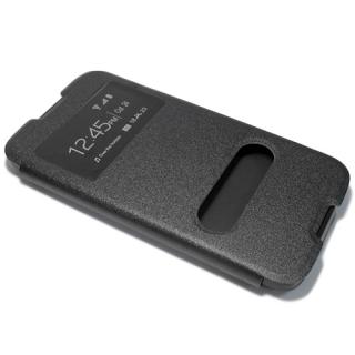 Futrola BI FOLD silikon za Alcatel Idol 3 5.5 crna