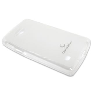 Futrola silikon DURABLE za LG Joy/H220 bela