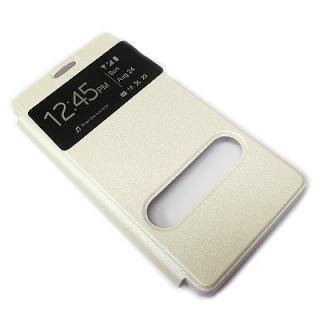Futrola BI FOLD silikon za Sony Xperia Z3 D6603 bela