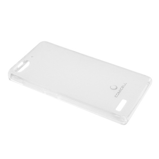 Futrola silikon DURABLE za Huawei P9 bela