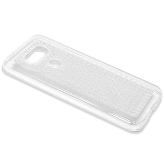 Futrola silikon KRISTAL za LG G5 H850 bela