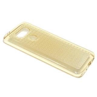 Futrola silikon KRISTAL za LG G5 H850 zlatna