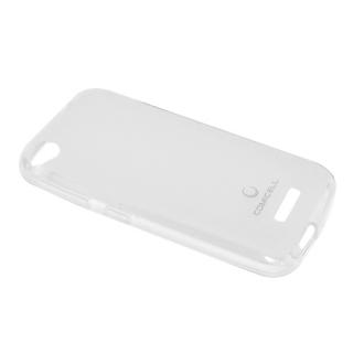 Futrola silikon DURABLE za HTC Desire 320 bela