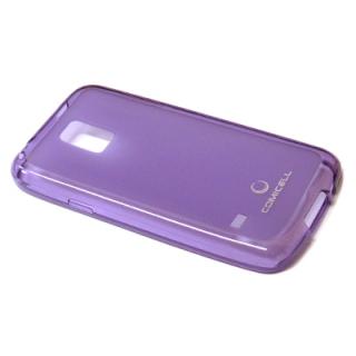 Futrola silikon DURABLE za Samsung G800 Galaxy S5 mini ljubicasta