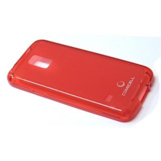 Futrola silikon DURABLE za Samsung G800 Galaxy S5 mini crvena
