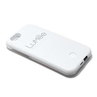 Futrola PVC LUMEE SELFIE za Iphone 6 Plus bela