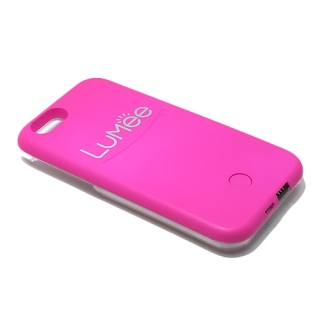 Futrola PVC LUMEE SELFIE za Iphone 6 Plus pink