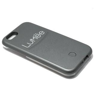 Futrola PVC LUMEE SELFIE za Iphone 6 Plus siva