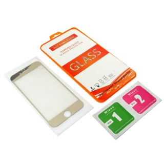 Folija za zastitu ekrana GLASS za Iphone 6G/6S srebrna