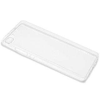 Futrola ULTRA TANKI PROTECT silikon za Huawei P8 Lite Ascend bela