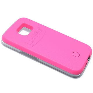Futrola PVC LUMEE SELFIE za Samsung G920 Galaxy S6 pink