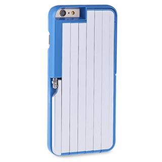 Futrola SELFIE STICK + AB SHUTTER za Iphone 6 Plus plava