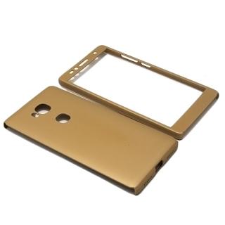 Futrola PVC FULL PROTECT za Huawei Honor 5X zlatna