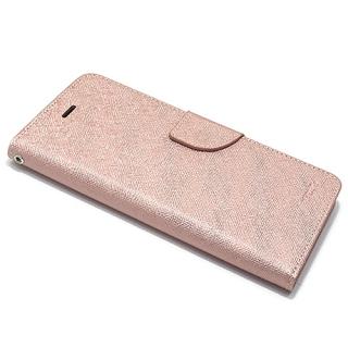 Futrola BI FOLD MERCURY za Samsung N930F Galaxy Note 7 svetlo roze