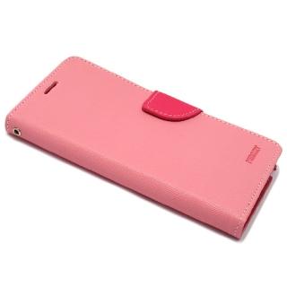 Futrola BI FOLD MERCURY Canvas za Iphone 7 pink