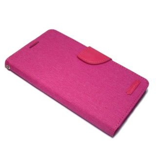 Futrola BI FOLD MERCURY Canvas za Iphone 7 Plus/Iphone 8 Plus pink