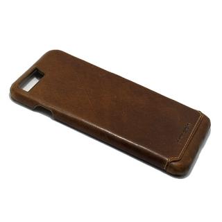 Futrola PIERRE CARDIN PCL-P03 za Iphone 7 Plus/ Iphone 8 Plus braon
