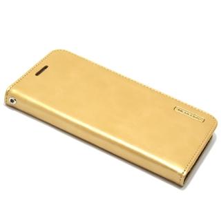 Futrola BI FOLD MERCURY za Alcatel OT-6044 Pop Up zlatna