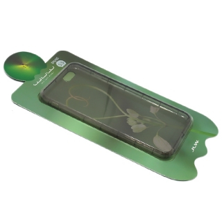 Futrola JLW WUW K16 silikon za Iphone 6 Plus siva