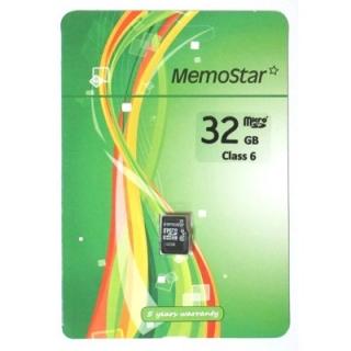 Memorijska kartica MemoStar Micro SD 32GB Class 6
