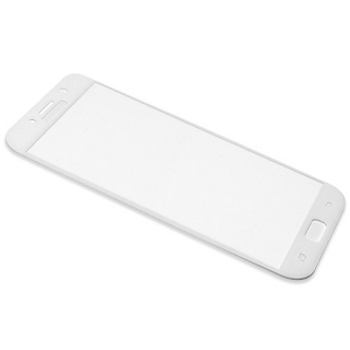 Folija za zastitu ekrana GLASS 3D za Samsung G950F Galaxy S8 zakrivljena bela