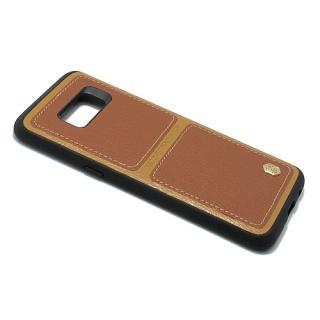Futrola NILLKIN Burt za Samsung G950F Galaxy S8 braon