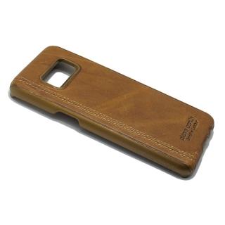 Futrola PIERRE CARDIN PCL-P03 za Samsung G950F Galaxy S8 braon