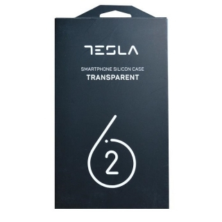 Futrola silikon za Tesla 6.2 transparentna