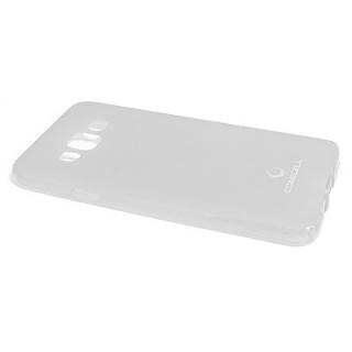 Futrola silikon DURABLE za Samsung A300 Galaxy A3 bela